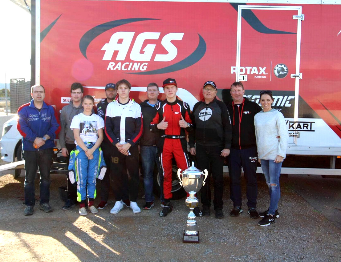 AGS_racing_team_Valencia_hivernkarting_2020