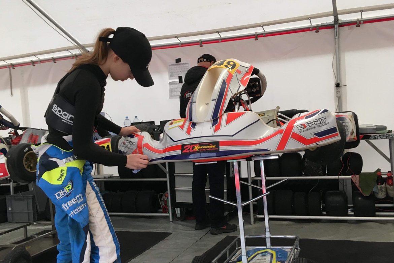 AGS Racing Team alustas uut hooaega edukalt