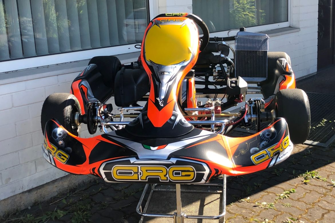 CRG Road Rebel DD2