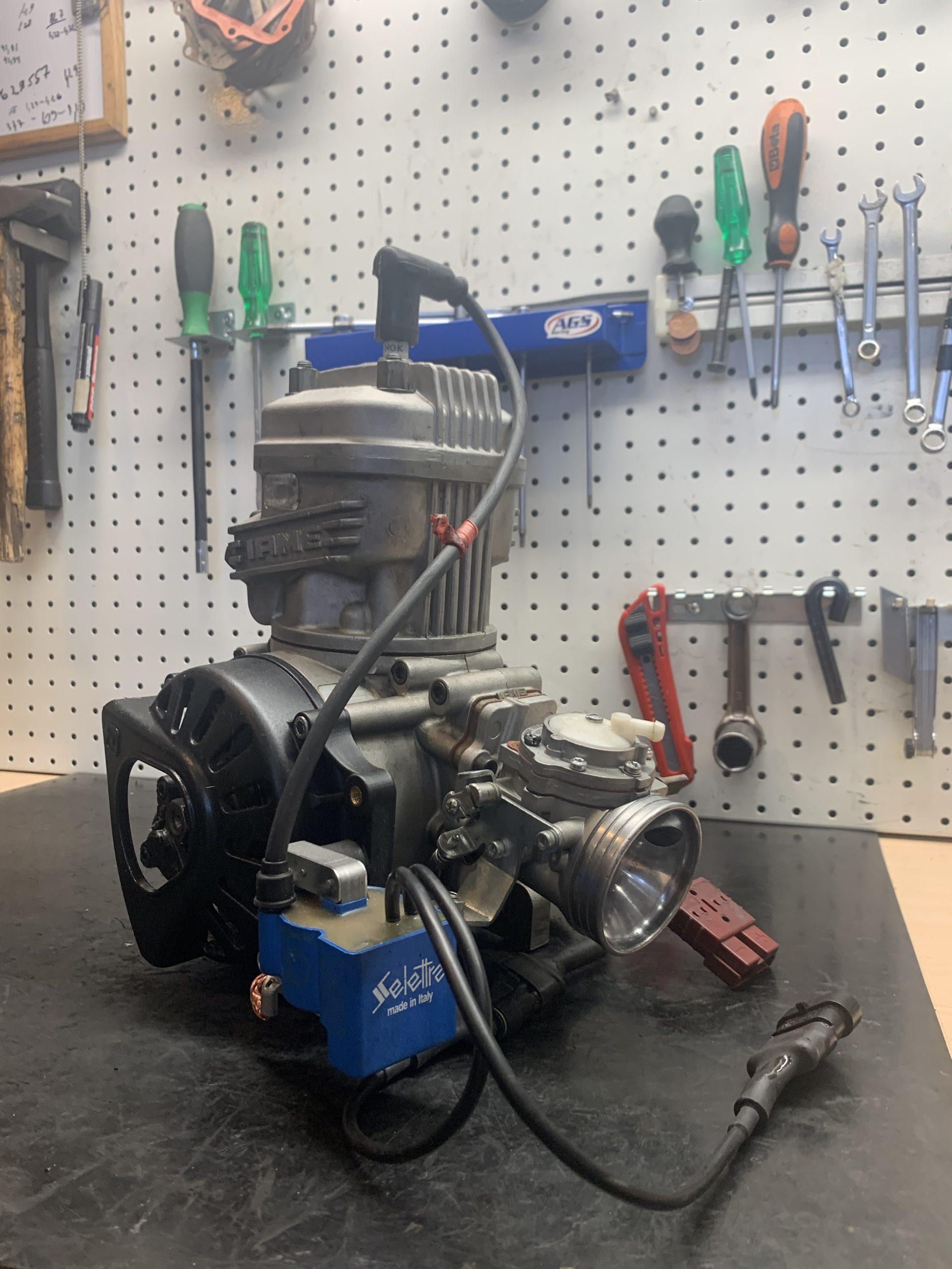 IAME X30 Senior mootor
