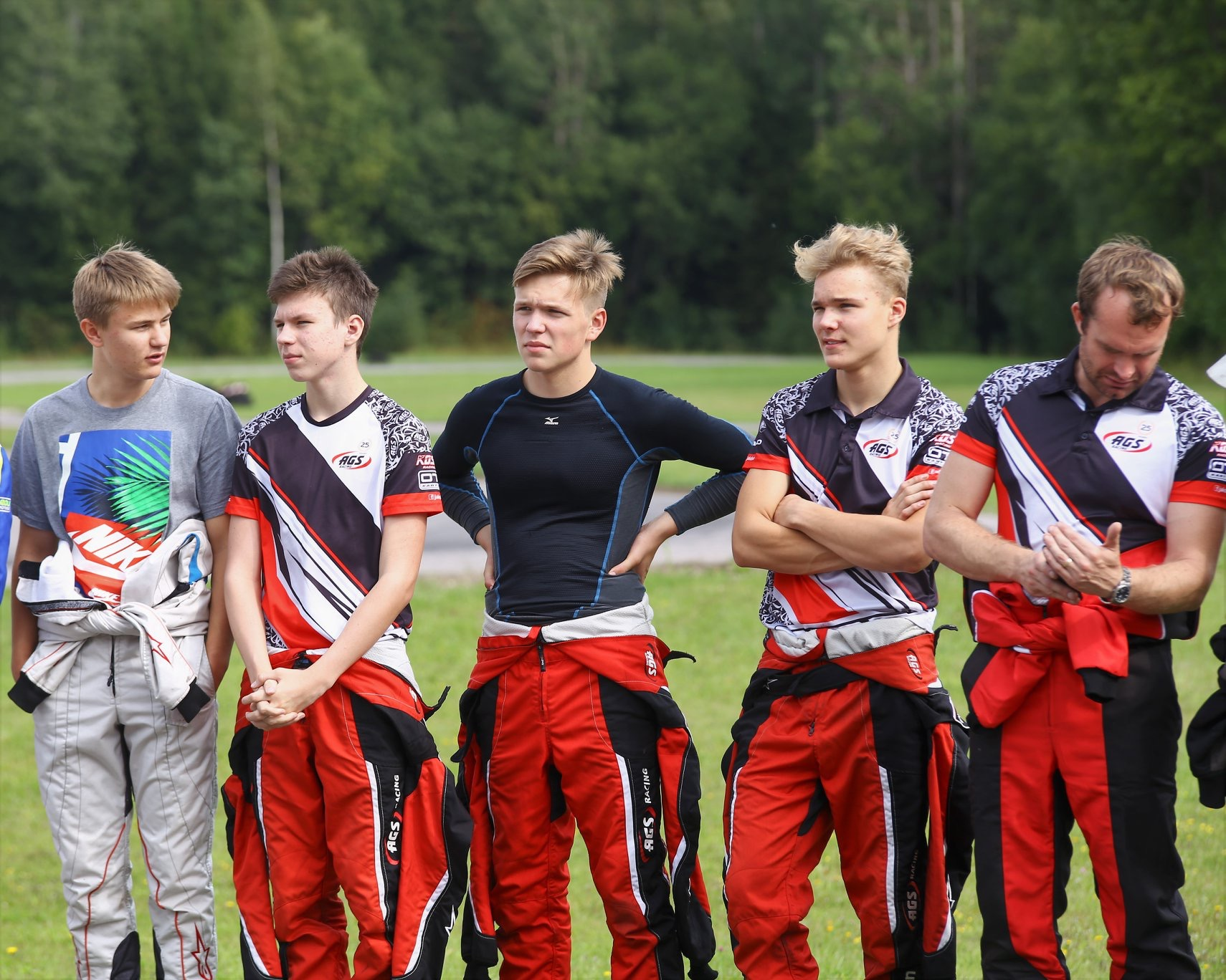 AGS Racing in Rapla 2019