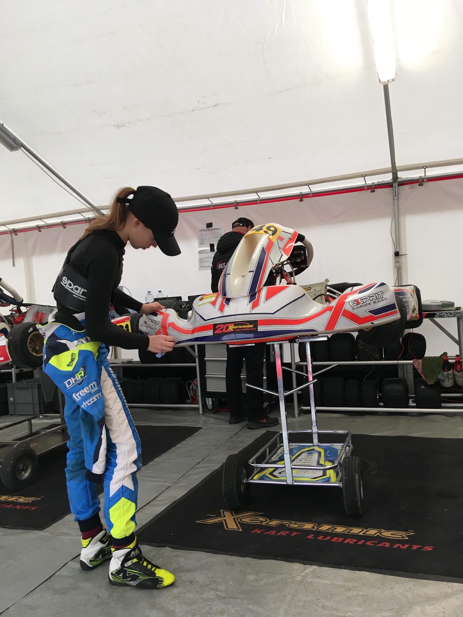 AGS_Racing_Team_Hivern_karting_2020